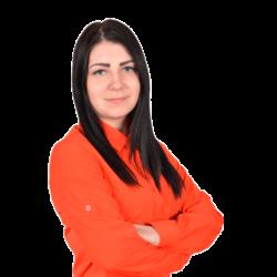 Екатерина Сетреррахман Менеджер по работе с клиентами